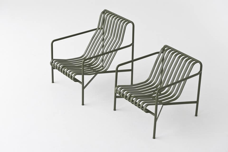 左圖《Thinking Manu0027s Chair》就像喜愛沈思的人那般,偏好獨自窩著,有扶手、有靠背,就連擺放飲料的地方也不缺,自身俱足。而右圖《Palissade》系列則像一群有著優雅  ...