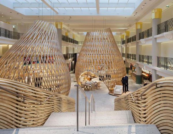 Hermès Rive Gauche, Paris