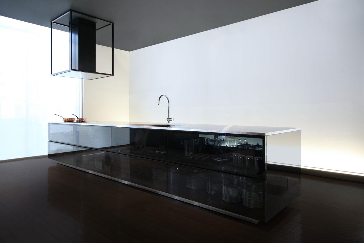 【2015东京设计师周】设计师吉冈德仁打造未来厨房