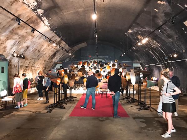 比設計迷還要腳勤的主編,於 2017 年第一手直擊米蘭家具展(Salone del Mobile)盛況。(Photo Credit : MOT TIMES)