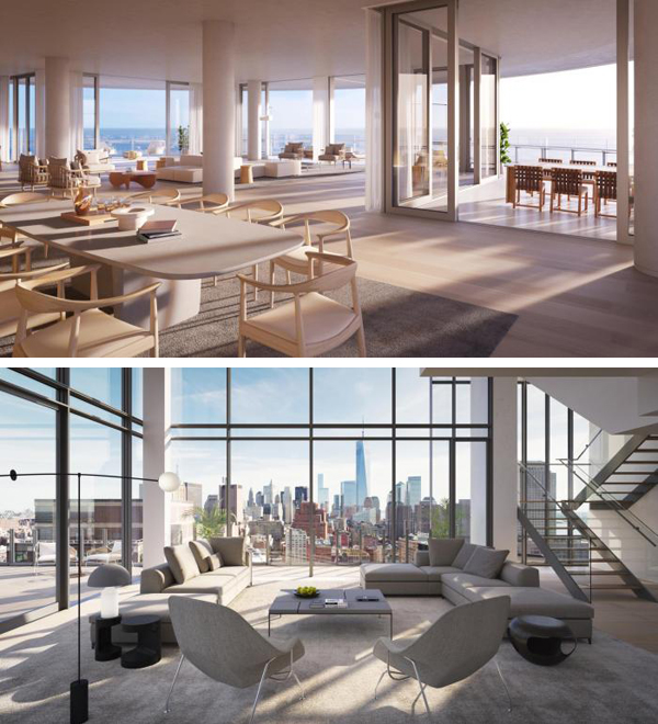 Eighty Seven Park, Miami & Soho Tower, New York