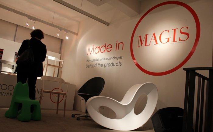 magis创办人之子亲临,解构好设计