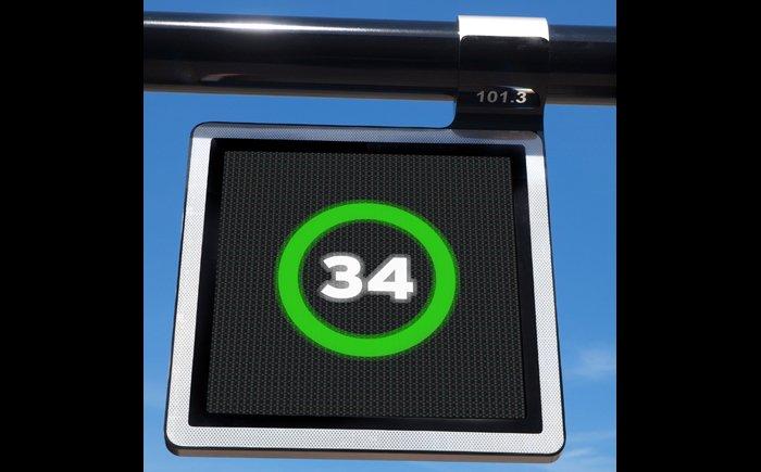 three to one traffic light—合而为一的道路资讯