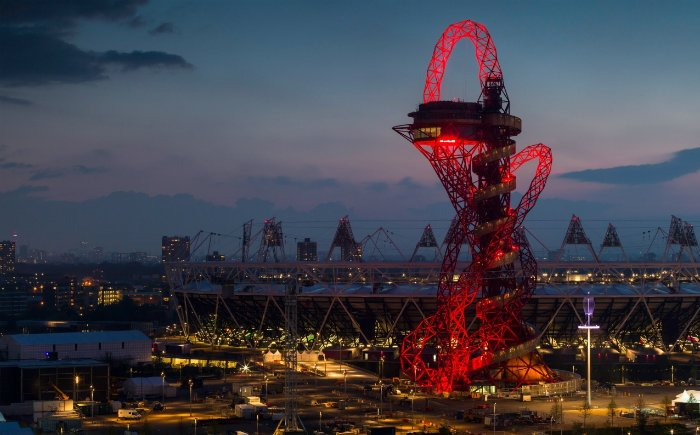 【伦敦奥运专题】奥运场外的艺术地标——轨道塔与