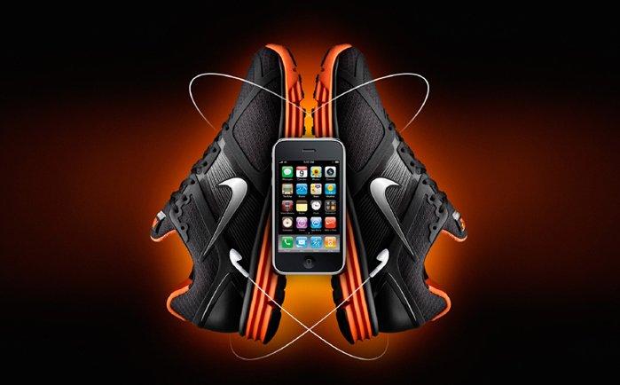 套件最主要的创意,在於让您的 ipod nano 或 iphone 变成你的慢跑教练图片