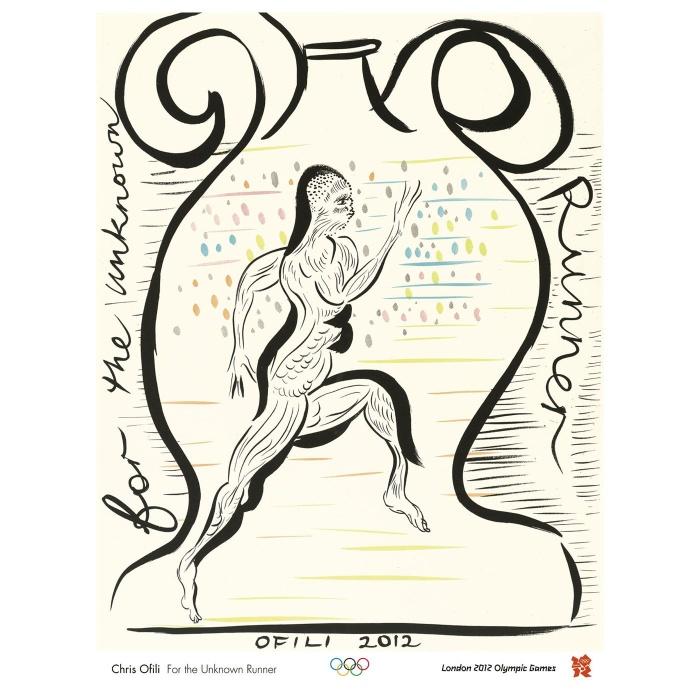 【伦敦奥运专题】另一场文化竞技,伦敦奥运海报设计展